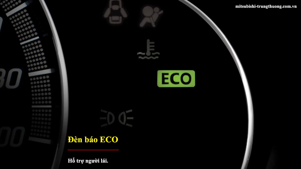Mitsubishi Attrage số sàn 2017 tích hợp đèn bào ECO