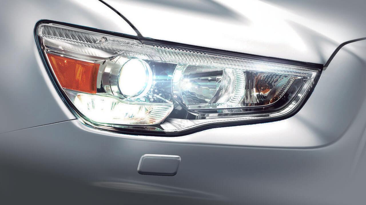 bán xe Mitsubishi Outlander Sport đèn pha tự động