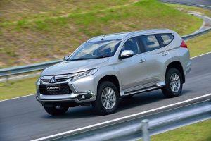 Review Mitsubishi Pajero Sport 2017