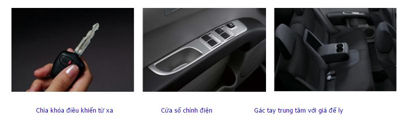 Mitsubishi Triton 2017 Số Sàn 2 Cầu chìa khóa điều khiển