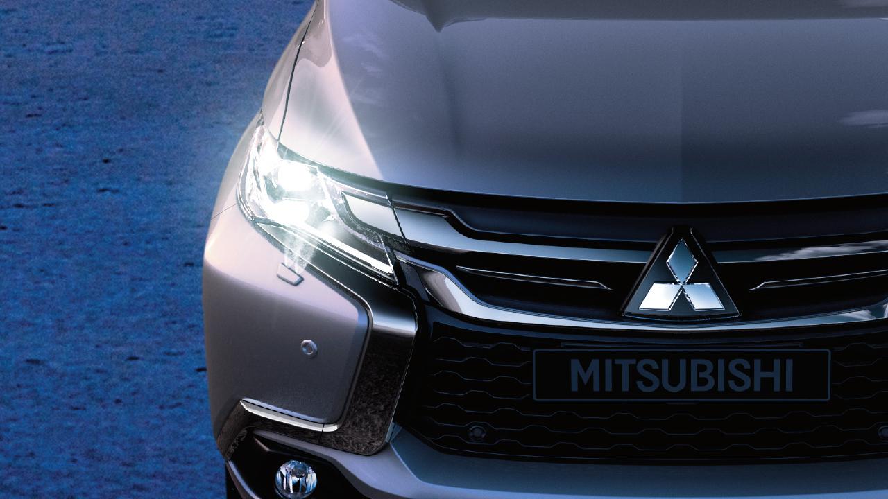 Mitsubishi Pajero Sport G.4WD.8AT
