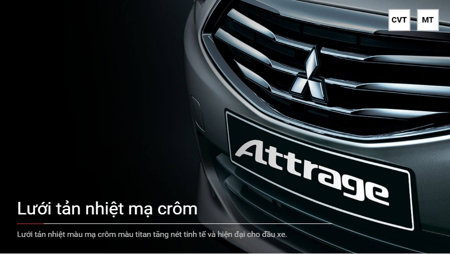 Attrage MT-STD