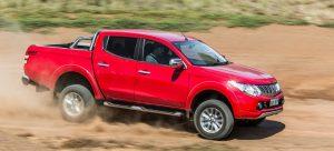 Mitsubishi triton 2017 review
