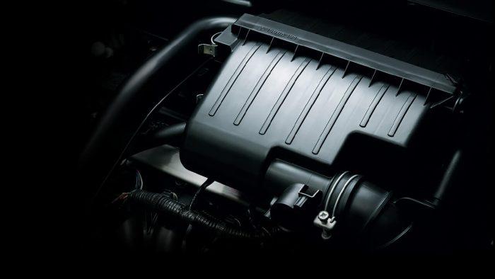 Mitsubishi mirage số tự động trang bị với động cơ MIVEC