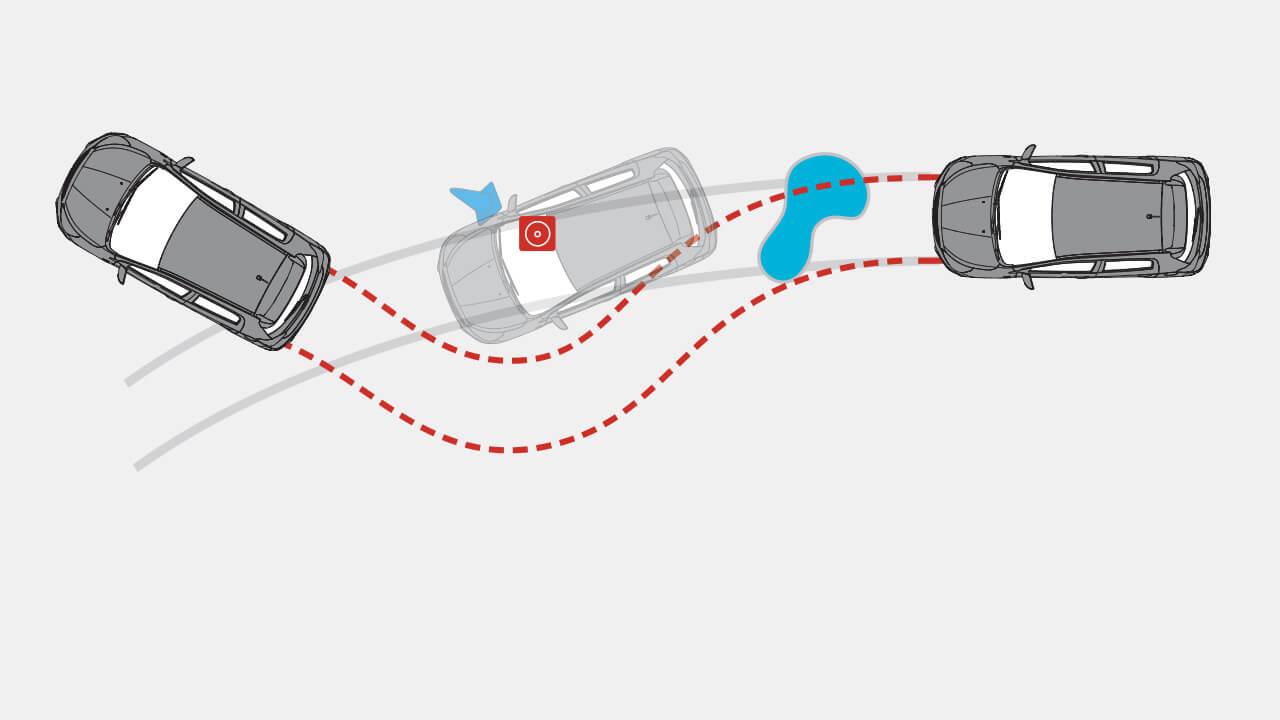 Mitsubishi mirage số tự động trang bị hệ thống phanh ABS