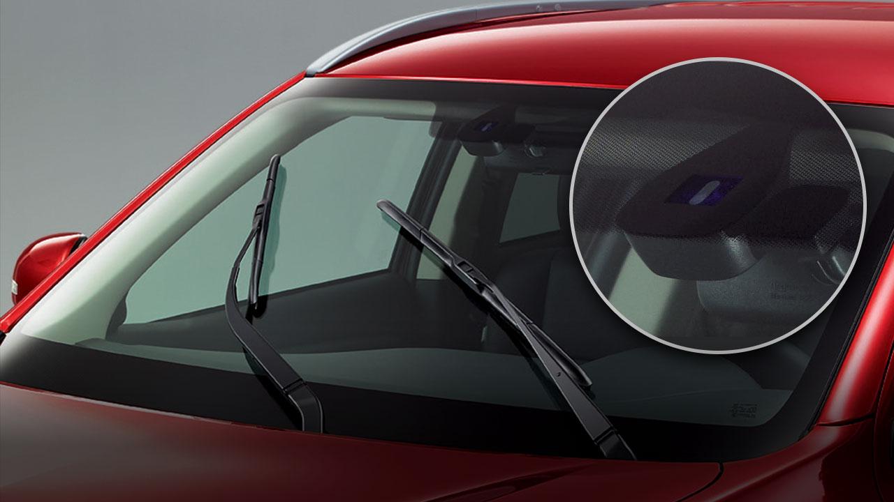 Mitsubishi outlander 2 cầu 7 chỗ 2.4 cvt trang bị cảm biến tự động bật tắt đèn pha và gạt mưa