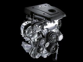 Mitsubishi triton số tự động 2 cầu trang bị động cơ Diesel