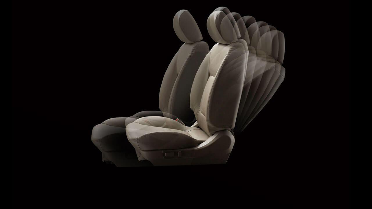 Xe Mitsubishi Pajero Sport máy xăng số tự động trang bị ghế lái chỉnh điện 8 hướng