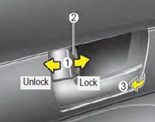 Mitsubishi Triton 2017 MIVEC 1 Cầu lock cửa tự động