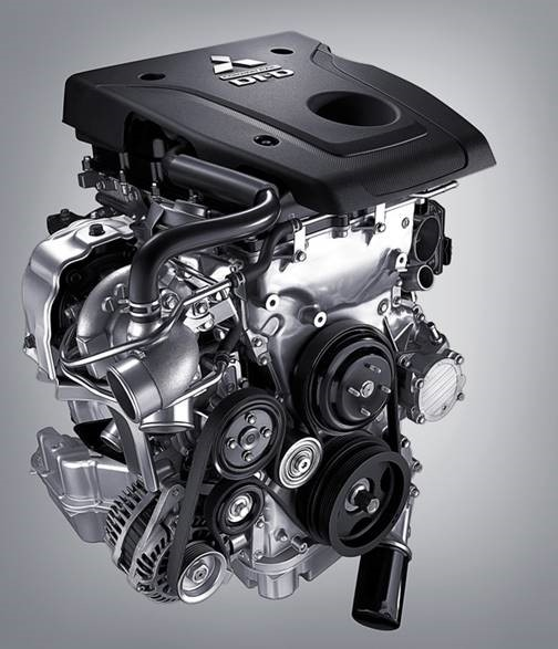 Mitsubishi Triton MIVEC 2 cầu động cơ mạnh mẽ