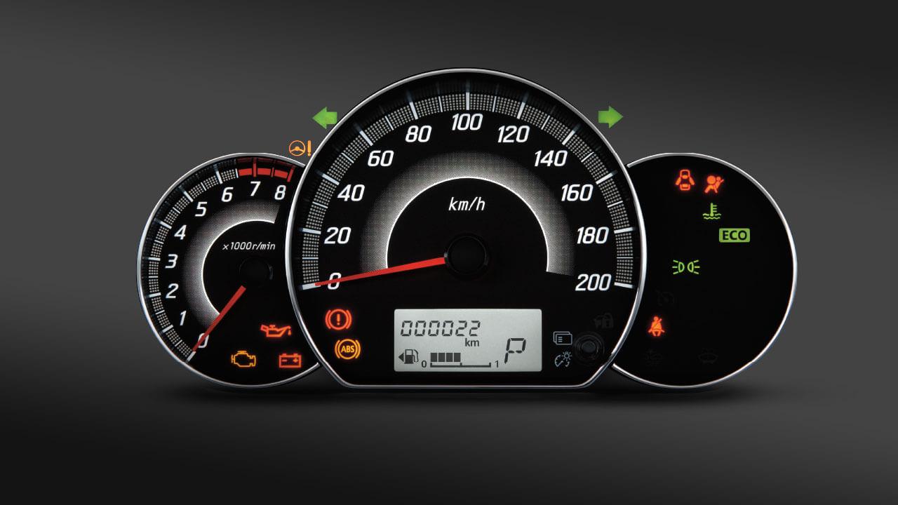 Mitsubishi mirage số tự động màn hình hiển thị đa thông tin