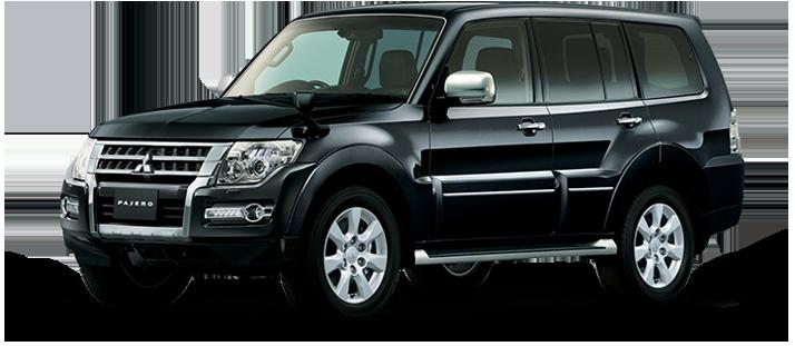 Mitsubishi Pajero 3.0  – Khẳng định sức mạnh nam nhi
