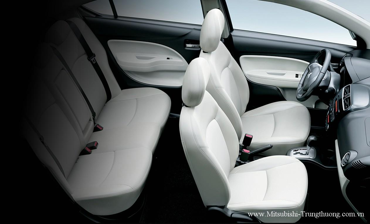 Mitsubishi Attrage MT 2016 (4)