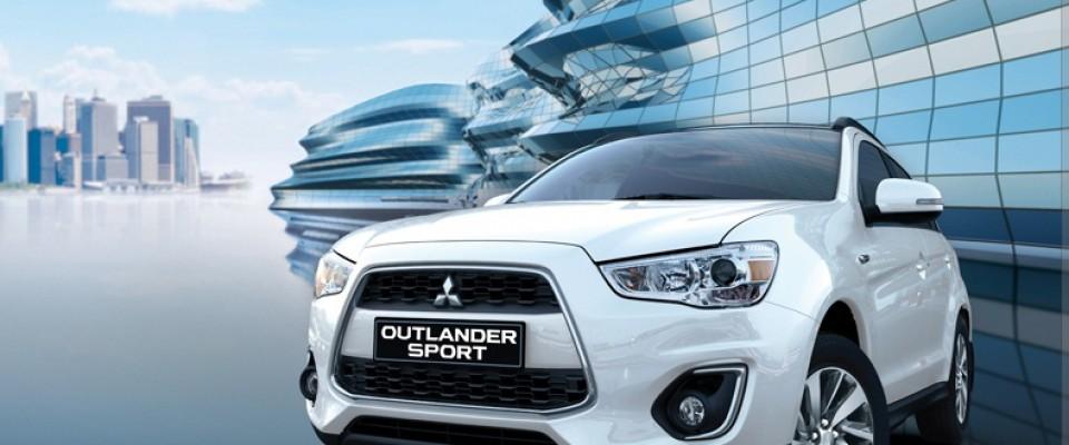 Mitsubishi Outlander Sport 2016 (4)