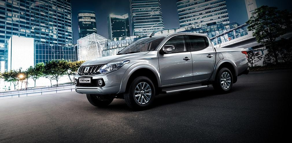 Mitsubishi Triton GLX MT phát triển tại thị trường nước ta