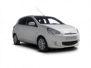 xe mitsubishi mirage số tự động giá rẻ