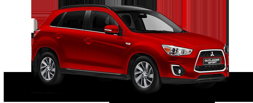 Mitsubishi OutLander Sport GLS  – Màu sắc mới mẻ cho phân khúc crossover