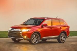 Mitsubishi OutLander nhập khẩu