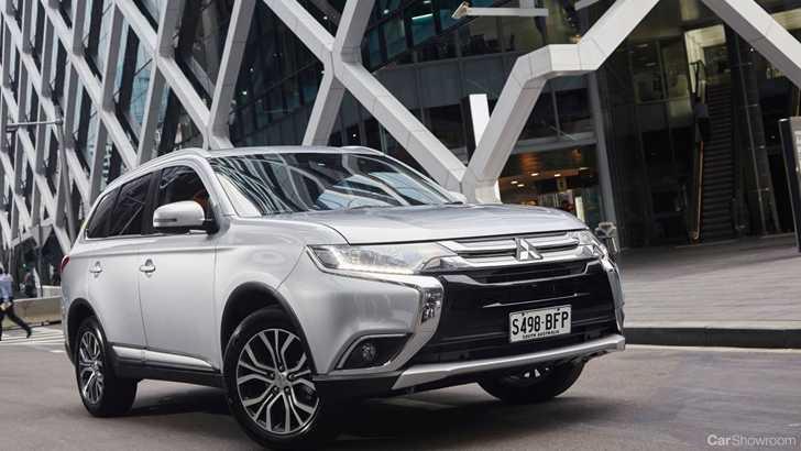 Giá xe Mitsubishi OutLander 2017