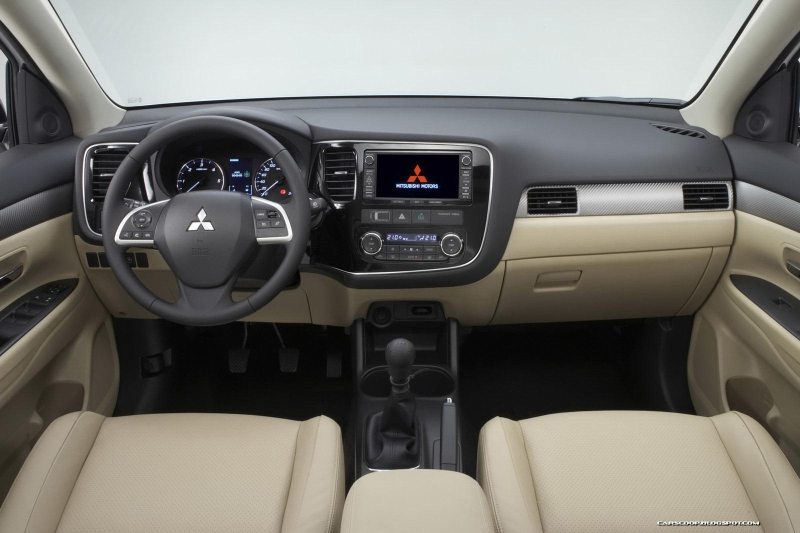 Ô Tô Mitsubishi OutLander điều hòa làm mát nhanh