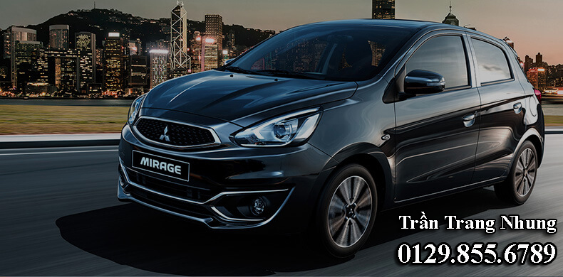 Mitsubishi Mirage với vẻ đẹp ngoại thất thách thức mọi cung đường