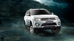 Đánh giá xe chi tiết Mitsubishi Pajero Sport 2017