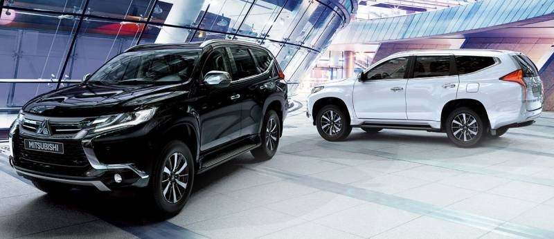 Giá xe All New Pajero Sport