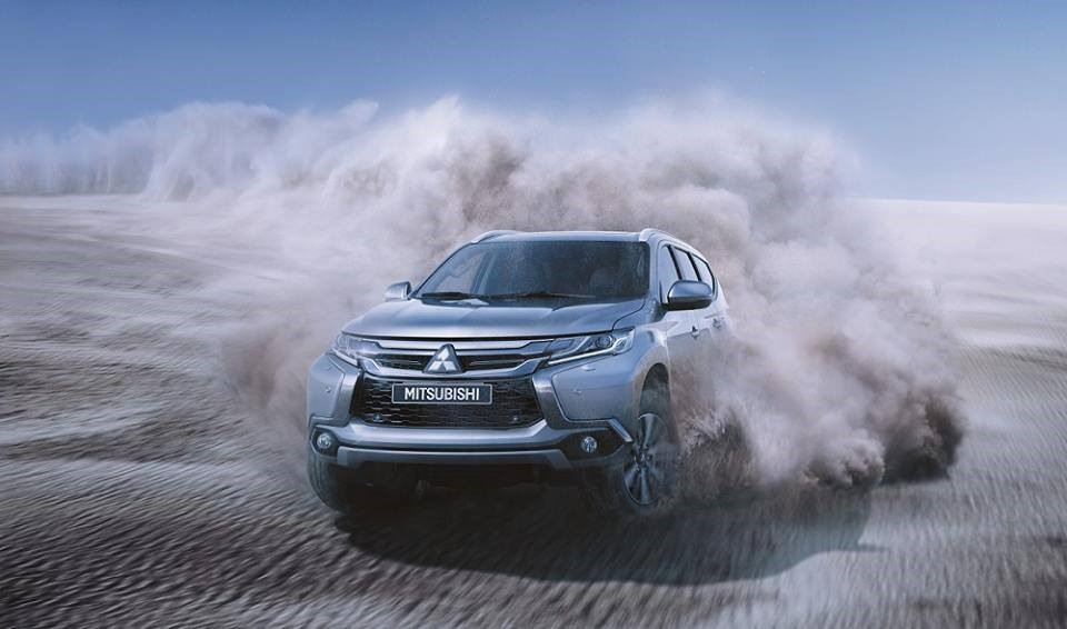 All New Pajero Sport 2018 giá