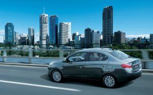 Mitsubishi Attrage 2018 - Sang trọng, tiện nghi và tiết kiệm
