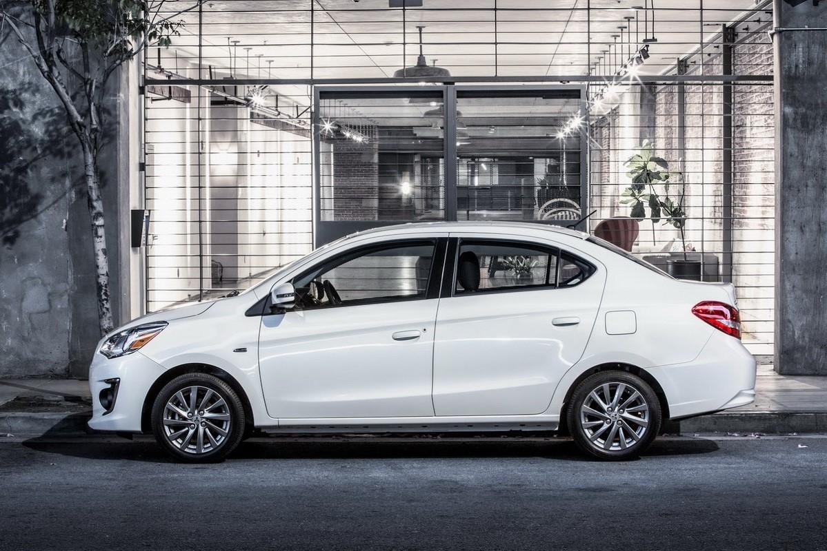 giá xe Mitsubishi Attrage 2018