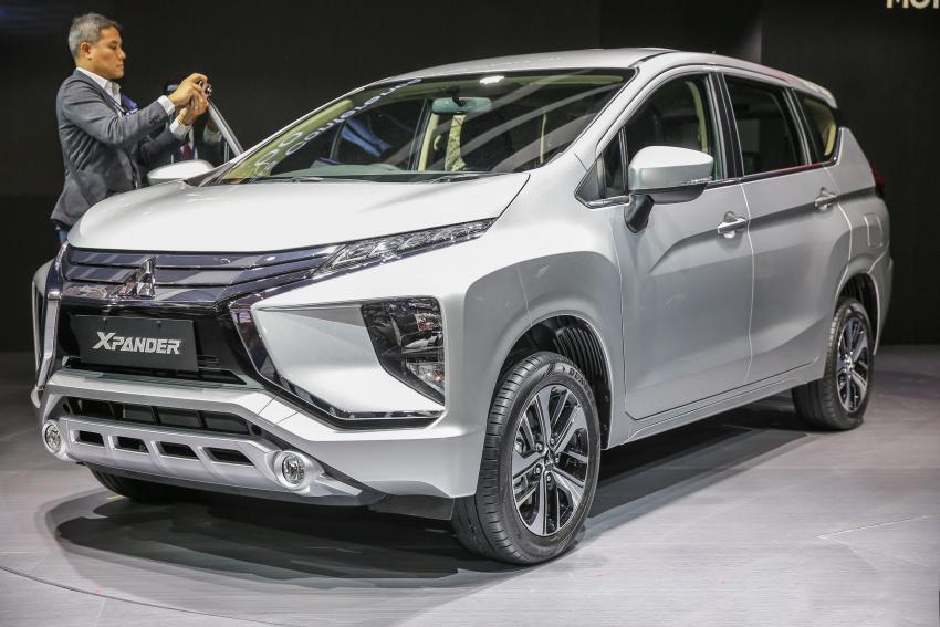 Xm Concept Crossoer – Mẫu xe của tương lai với đường nét thiết kế mới