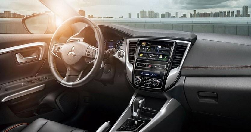 Nội Thất Mitsubishi Grand Lancer 2018