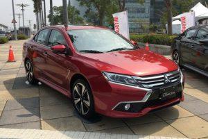 Mitsubishi Grand Lancer 2018 sự thay đổi bất ngờ từ ngoại thất đến nội thất