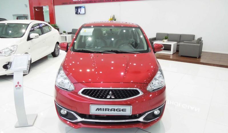 Mitsubishi Mirage 2018 giá