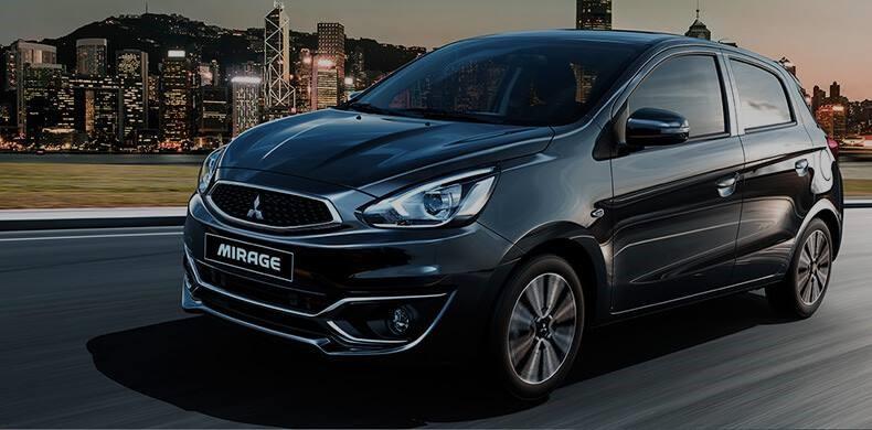 Giá xe Mitsubishi Mirage 2018