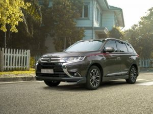 Mitsubishi Outlander 2018 – xứng danh dòng xe của mọi gia đình