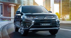 Mitsubishi Outlander 7 chỗ 2018 mới - Đối thủ đáng gờm của Honda Cr-V
