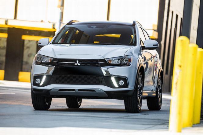 Mitsubishi Outlander sport 2018 sang trọng trên từng chặng đường
