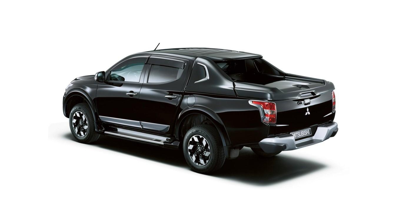 Mitsubishi Triton 2017 hệ thống vi sai chống trượt