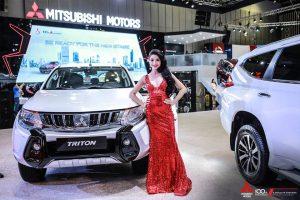 Mitsubishi Triton MIVEC 2018