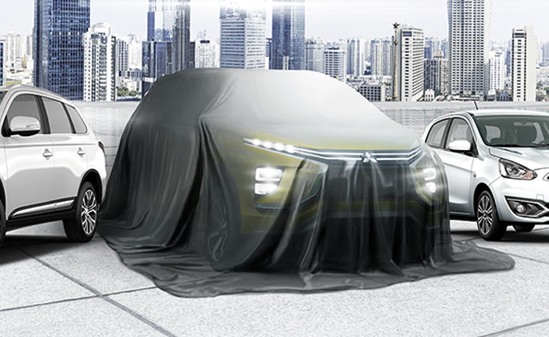 Mitsubishi XM concept sắp được xuất hiện