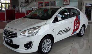 Đánh giá dòng xe Mitsubishi Attrage 2018