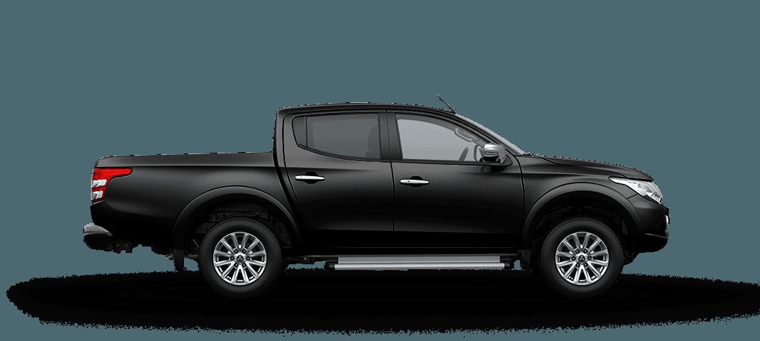 Mitsubishi triton màu đen