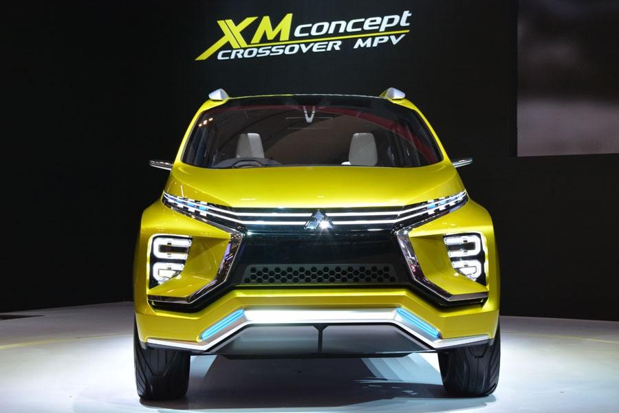 Giá xe Xm Concept Crossoer 2018