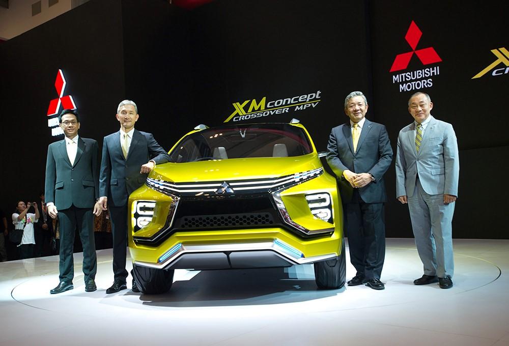 Xm Concept Crossoer 2018