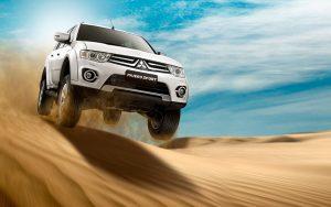Giá bán xe mitsubishi pajero sport 2017