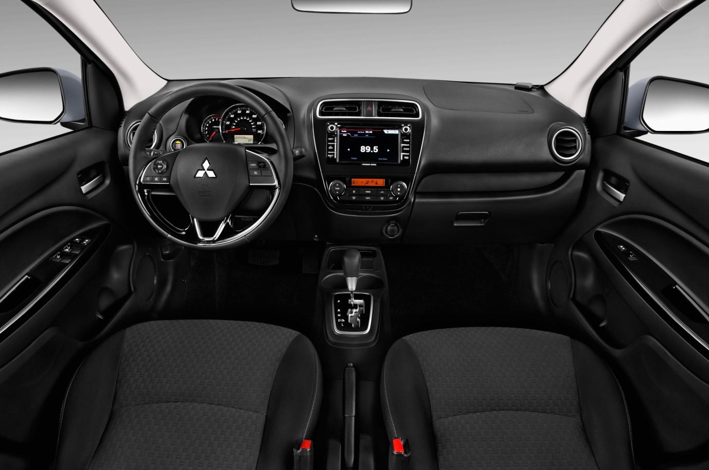 Xe Mitsubishi Mirage 2018