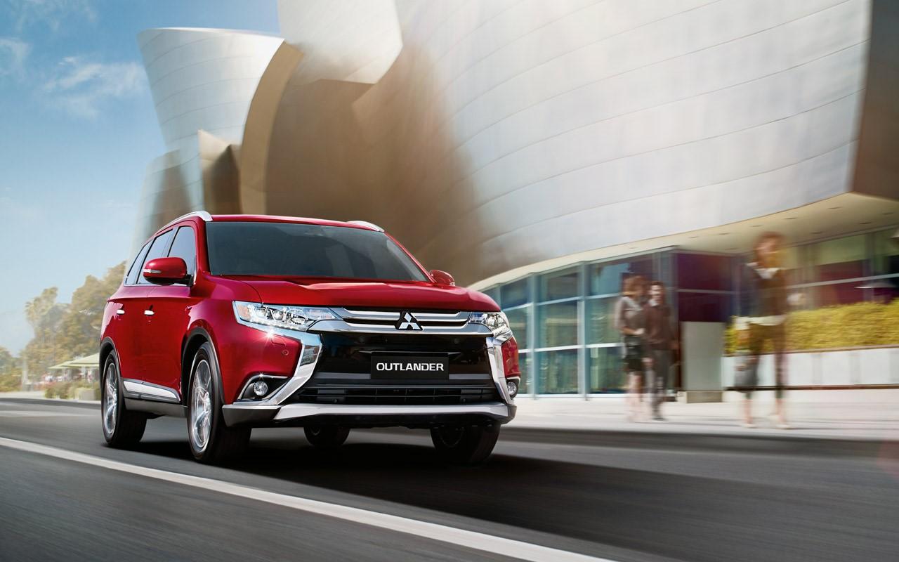 Giá xe Mitsubishi Outlander 2018