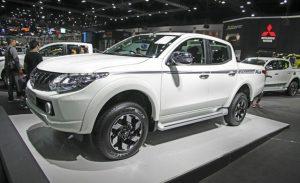 Mitsubishi Triton 2018 – Chiếc xe bán tải sở hữu vẻ đẹp đặc biệt