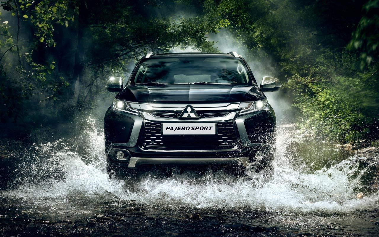 All New Pajero Sport oai phong, mạnh mẽ